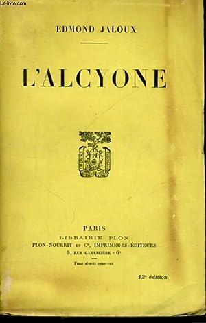 L'ALCYONE: JALOUX Edmond