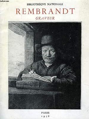 REMBRANDT GRAVEUR: COLLECTIF