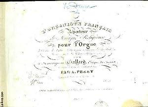 L'ORGANISTE FRANCAIS: FESSY A.