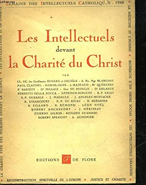 LES INTELLECTUELS DEVANT LA CHARITE DU CHRIST: COLLECTIF