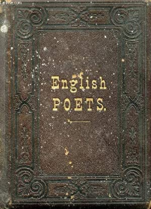 ENGLISH POETS, TWELVE ESSAYS: GOSTWICK JOSEPH