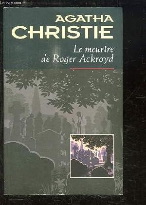 agatha christie roger ackroyd pdf