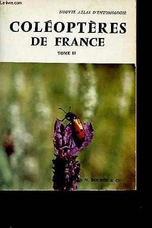 ATLAS DES COLEOPTERES DE FRANCE BELGIQUE, SUISSE: AUBER LUC