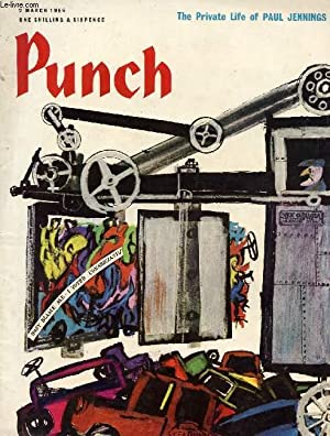 PUNCH, VOL. 250, N° 6547, MARCH 2,: COLLECTIF