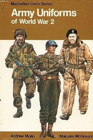 mollo andrew mcgregor malcolm - army uniforms of world war 2