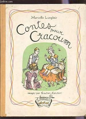 CONTES POUR CRACOUM.: LANGLOIS MARCELLE