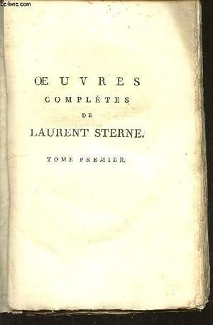 OEUVRES COMPLETES - EN 5 VOLUMES (DU TOME PREMIER AU TOME CINQUIEME).: STERNE LAURENT