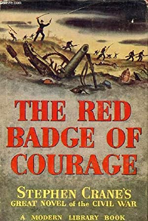 a report on the red badge of courage a war novel by stephen crane A novel by stephen crane the red badge of courage recommendation i would recommend this book to anyone that like books about war crane's imagery will put the reader on the front line right along the side of fleming.