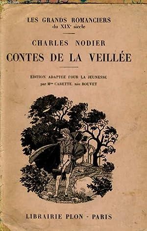 CONTES DE LA VEILLEE: NODIER Charles