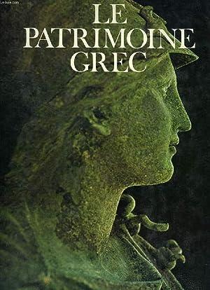 LE PATRIMOINE GREC: COLLECTIF