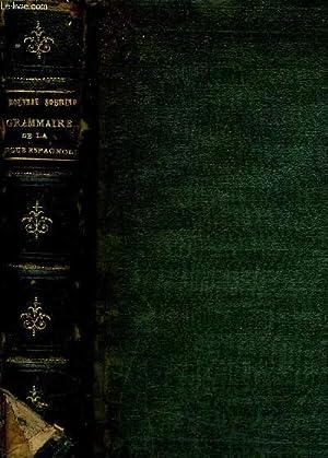 LE NOUVEAU SOBRINO OU GRAMMAIRE DE LA LANGUE ESPAGNOLE REDUITS A XXIIIE LECONS - 26E EDITION ...