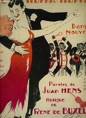 LE HUPPA HUPPA - DANSE NEO CHILIENNE POUT PIANO.: BUXEUIL RENE (DE)