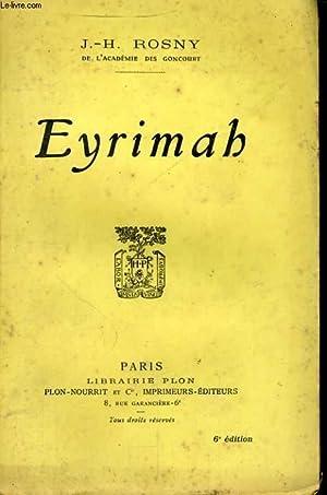 EYRIMAH: ROSNY J.H. aîné