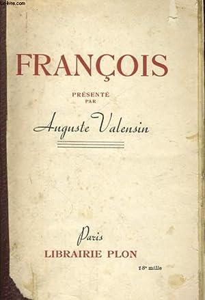 FRANCOIS: VALENSIN Ausguste