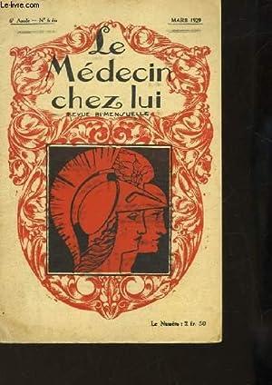 LE MEDECIN CHEZ LUI - 6° ANNEE - N°6 BIS: COLLECTIF