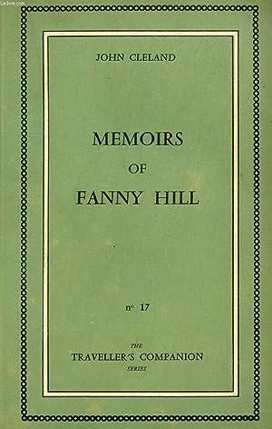 MEMOIRS OF FANNY HILL: CLELAND JOHN