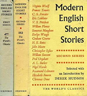MODERN ENGLISH SHORT STORIES, FIRST & SECOND: COLLECTIF