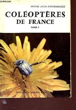 ATLAS DES COLEOPTERES DE FRANCE, BELGIQUE SUISSE: AUBER LUC