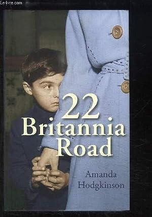 22 Britannia Road: HODGKINSON Amanda