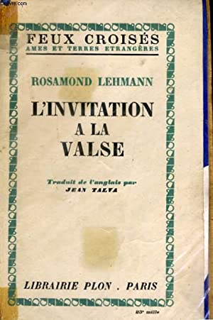 L'INVITATION A LA VALSE: LEHMANN Rosamond