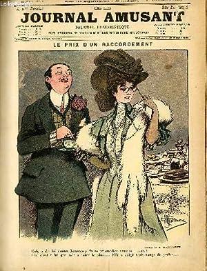 Le journal amusant - nouvelle série N°388 LE PRIX D'UN RACCORDEMENT: GUILLAUME