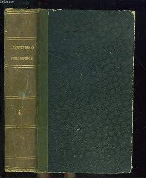 INSTITUTIONES THEOLOGICAE AD USUM SEMINARIORUM, TOMUS QUARTUS.: J.-B. BOUVIER
