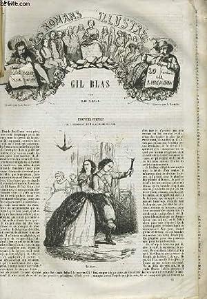LES ROMANS ILLUSTRES - GIL BLAS: LE SAGE
