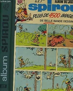 117e ALBUM DU JOURNAL SPIROU: DUPUIS
