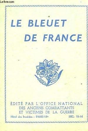 LE BLEUET DE FRANCE: COLLECTIF