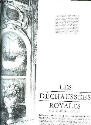 REVUE - LES DECHAUSSES ROYALES: COLLECTIF