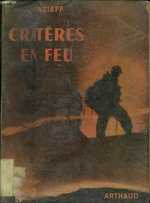 CRATERES EN FEU: TAZIEFF Haroun