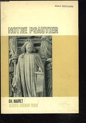 NOTRE PSAUTIER: CH. HAURET