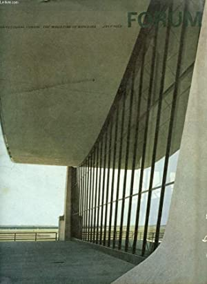 ARCHITECTURAL FORUM, THE MAGAZINE OF BUILDING, JULY 1963 (Contents: PORTICO TO THE SET AGE ...