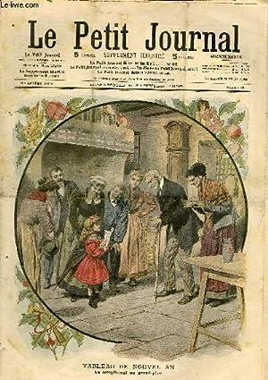 LE PETIT JOURNAL - supplément illustré numéro 894 - TABLEAU DE NOUVEL AN: LE ...