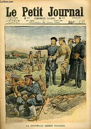 LE PETIT JOURNAL - supplément illustré numéro 980 - LA NOUVELLE ARMEE CHINOISE...
