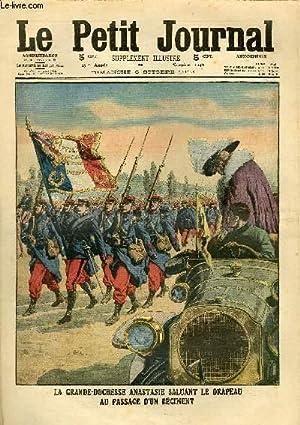 LE PETIT JOURNAL - supplément illustré numéro 1142 - LA GRANDE DUCHESSE ...