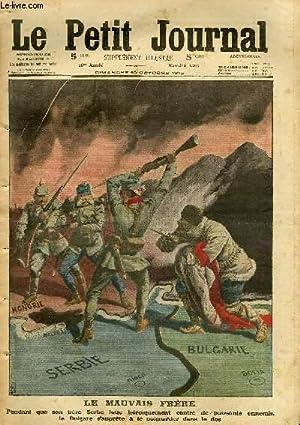 LE PETIT JOURNAL - supplément illustré numéro 1294 - LE MAUVAIS FRERE - LES ...