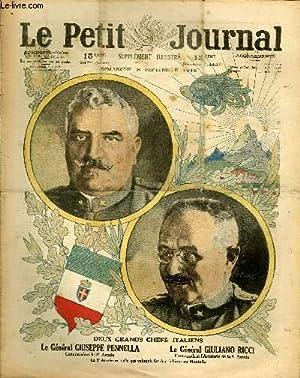 LE PETIT JOURNAL - supplément illustré numéro 1446 - DEUX GRANDS CHEFS ...