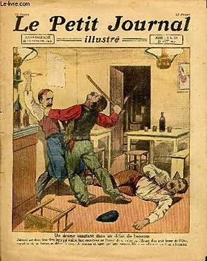 LE PETIT JOURNAL - supplément illustré numéro 1653 - UN DRAME SANGLANT DANS UN...