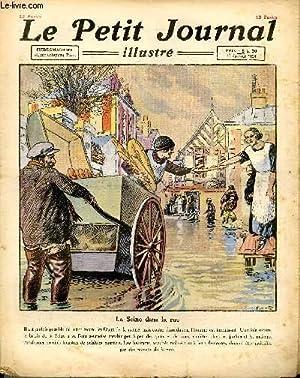 LE PETIT JOURNAL - supplément illustré numéro 1725 - LA SEINE DANS LA RUE - ...