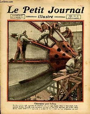 LE PETIT JOURNAL - supplément illustré numéro 1768 - CHIRURGIENS POUR BALLONS ...