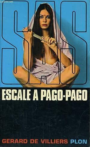 ESCALE A PAGO-PAGO: VILLIERS Gérard de
