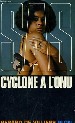CYCLONE A L'ONU: VILLIERS Gérard de