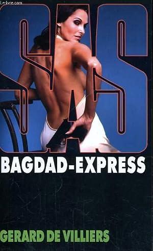 BAGDAD-EXPRESS: VILLIERS Gérard de