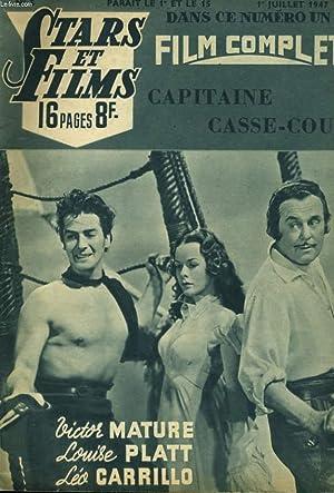 STARS ET FILMS - N°5 - CAPITAINE: COLLECTIF