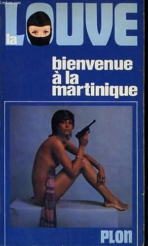 LA LOUVE - BIENVENUE A LA MARTINIQUE: SAINTE-AUBE Albert