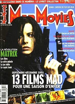 MAD MOVIES N°153: COLLECTIF
