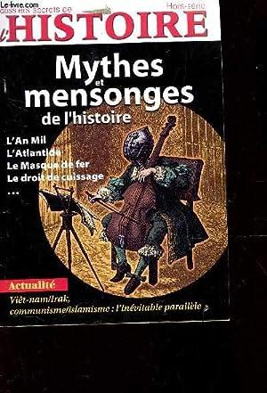 DOSSIERS SECRETS DE L'HISTOIRE - HIRS SERIE: COLLECTIF