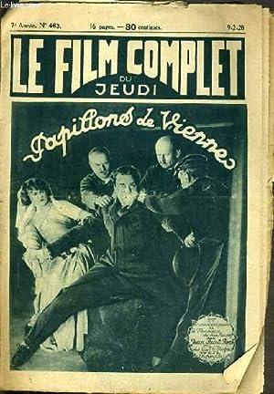 PAPILLONS DE VEINNES -LE FILM COMPLET DU JEUDI - 7ème ANNEE - N°463.: TOLEDE PAUL