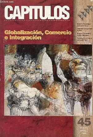 CAPITULOS DEL SELA, 45, ENERO-MARZO 1996, GLOBALIZACION, COMERCIO E INTEGRACION: COLLECTIF